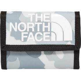 The North Face Base Camp Wallet TNF White Macrofleck Camo Print/TNF Black